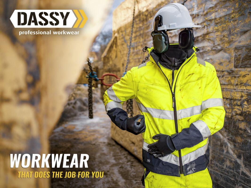 Reflecterende werkkleding Dassy